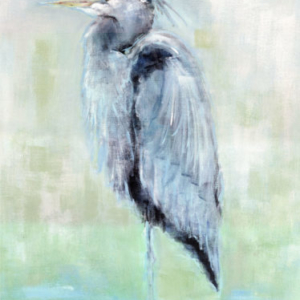 Blue Majesty - Acrylic - 30 x 40