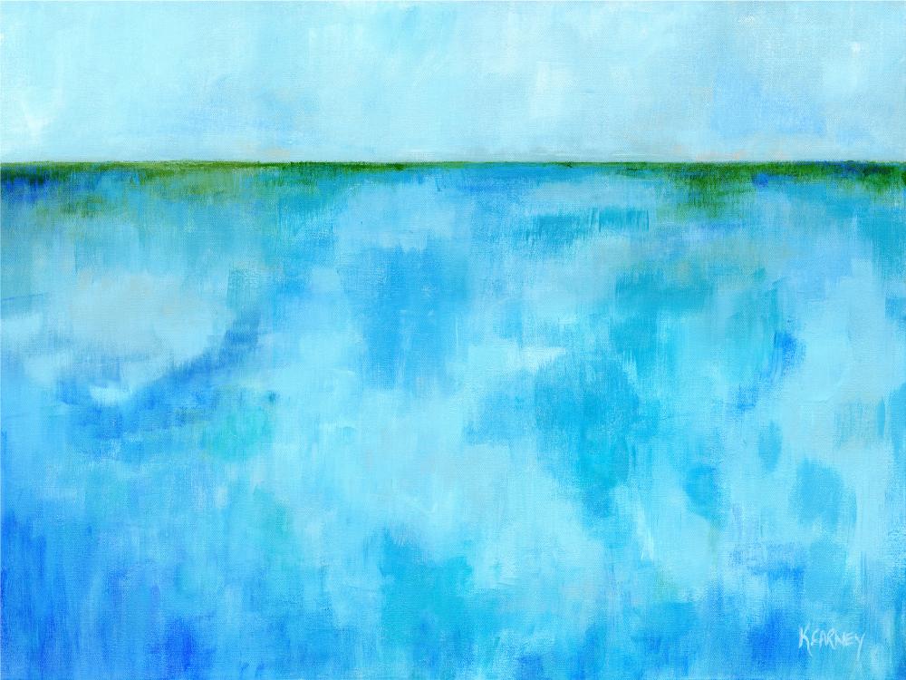Breathless - Acrylic - 30 x 40