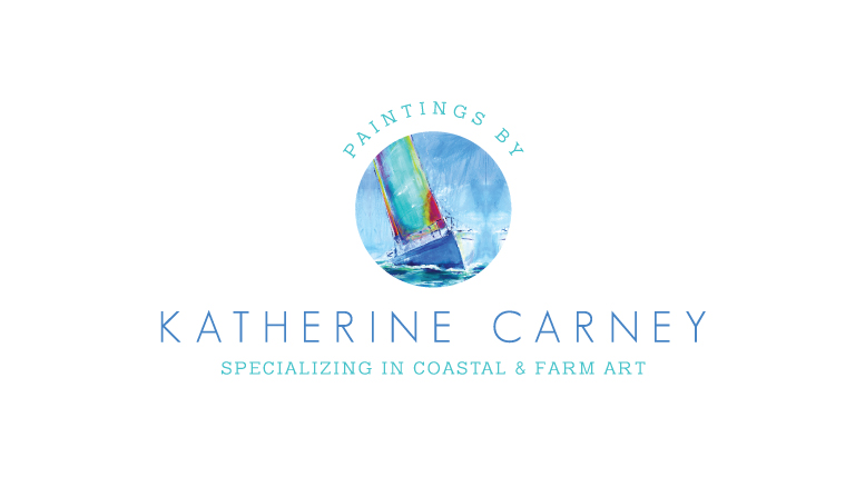 Paintings by Katherine Carney
