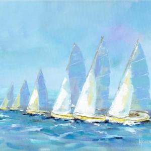 Sea Breeze - Acrylic - 20 x 24