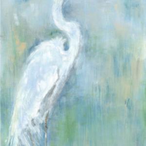 Regal White - Acrylic - 24 x 36