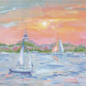 Sailor's Delight – Acrylic – 20 x 24