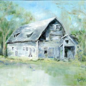 Warren's Mill - Acrylic - 20 x 24