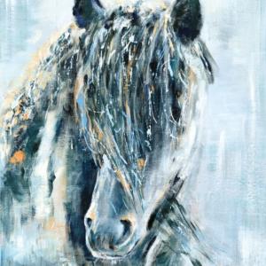 The Wild One - Acrylic - 18 x 24