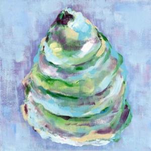 Spring Oyster Exterior  -  Acrylic  -  12 x 12
