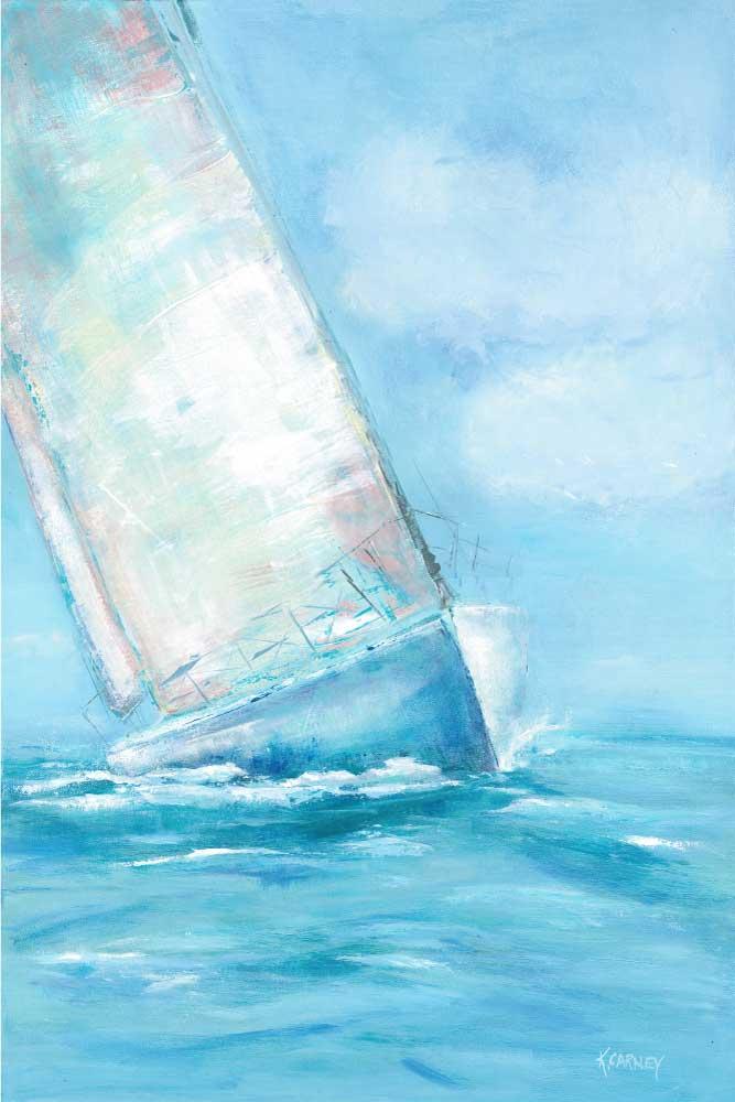 Sailing Serenity - Acrylic - 24 x 36