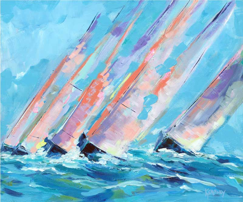 Summer Winds (SOLD)