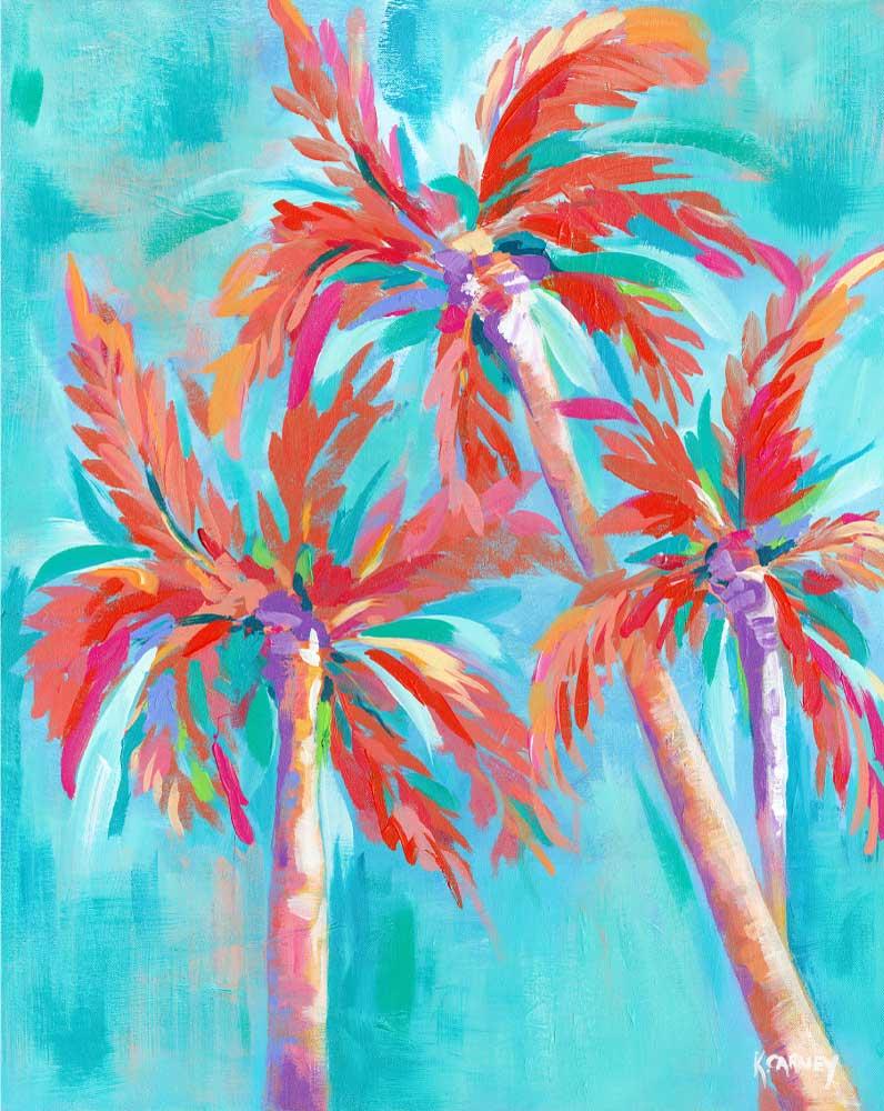 Coral Palms