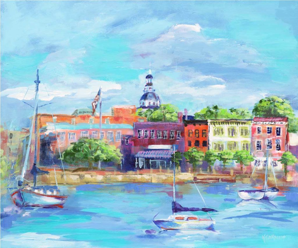 Annapolis City Dock (SOLD)