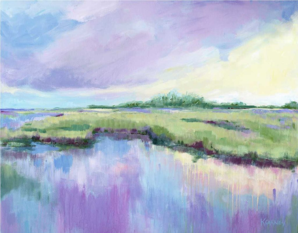 Morning Over the Marsh (SOLD)
