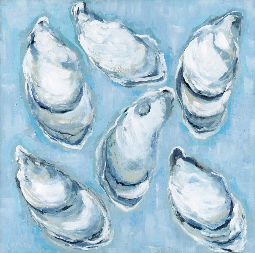 Sea Colony Oysters (SOLD)