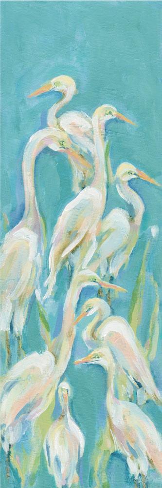 Eastern Egrets