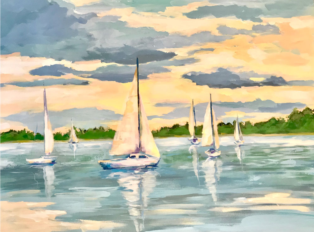 Miles River Sails (SOLD)