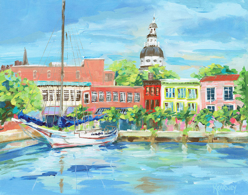 This is Annapolis